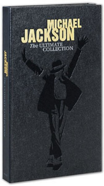 Michael Jackson,The Ultimate Collection (Ltd. 4 CD+DVD-Box)