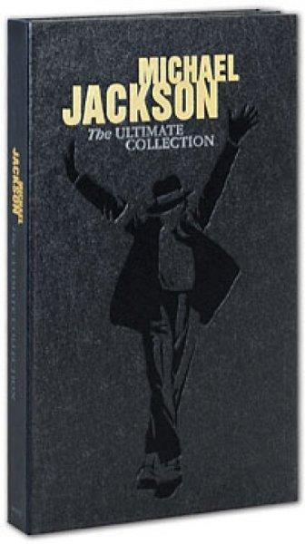 Michael Jackson  The Ultimate Collection (Ltd. 4 CD+DVD-Box)