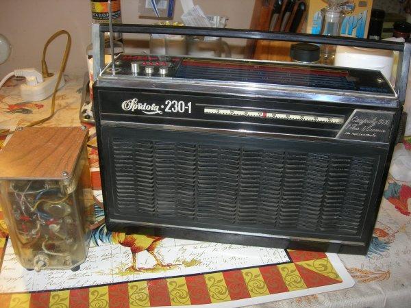 - Радиоприёмники 2 класса ''Спидола-230'' и ''Спидола-230-1'' предназначены для приёма ра- диостанций в диапазонах ДВ...