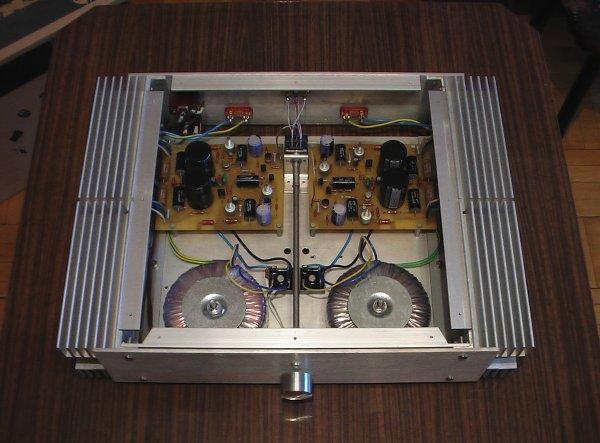 В данной теме ремонтируем усилитель радиотехника.