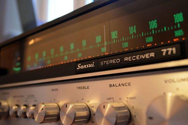 Продам стерео ресивер Sansui 771