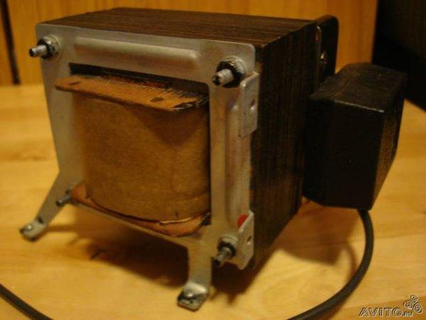 Понижающий трансформатор 220 на 110 своими руками