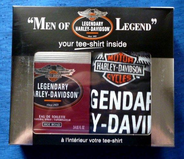 """вода """"legendary harley-davidson"""""""