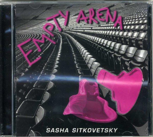 CD SASHA SITKOVETSKY/АВТОГРАФ/EMPTY ARENA/1999/USA
