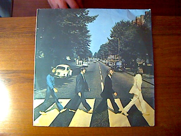 The Beatles/Abbey Road