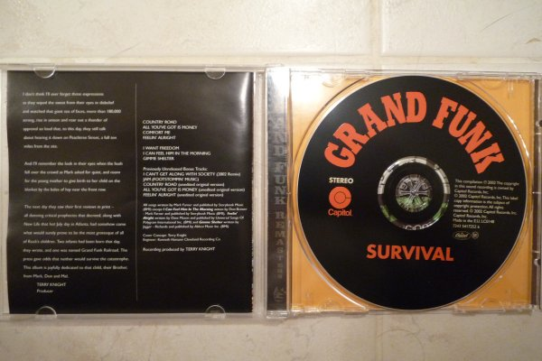 Grand Funk Survival