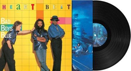 Октябрь Предзаказ !!!-BAD BOYS BLUE «Heartbeat» (LP)