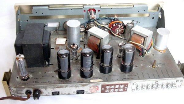 Ламповый усилитель Bell-2420