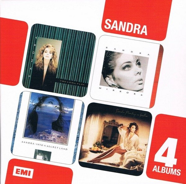 cd из европы: