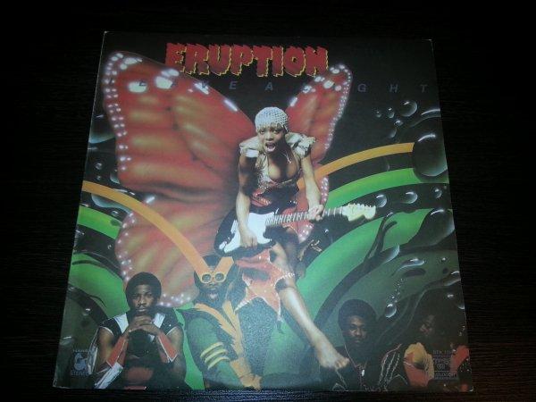 Eruption – Leave A Light (1979), Bulgaria, Балкантон, 1983, UNPLAYED, TOP MINT!