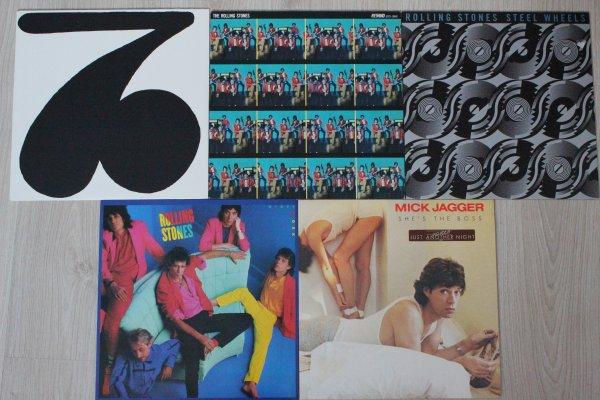 Коллекционный винил Rolling Stones