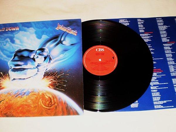 Виниловая пластинка Judas Priest.1988