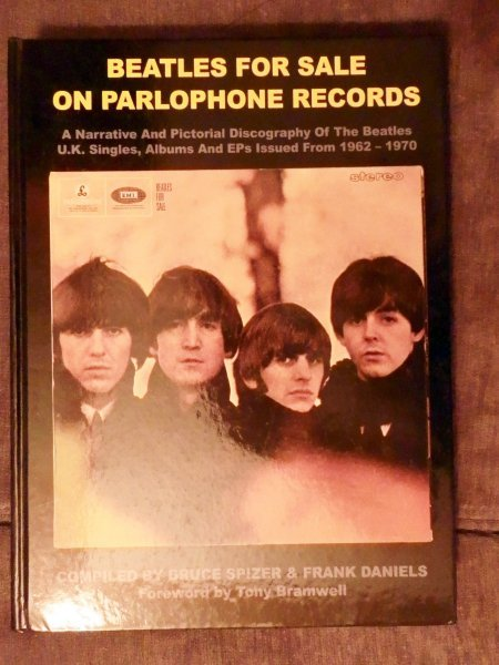 Beatles for Sale on Parlophone Records by: Bruce Spizer, Frank Daniels