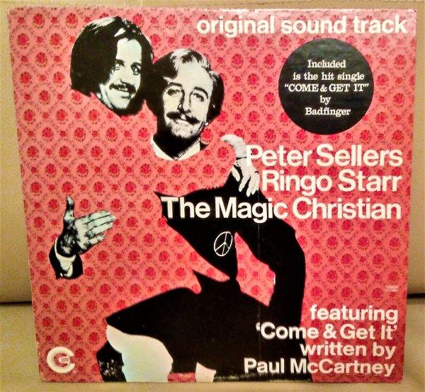 Peter Sellers RINGO STARR The Magic Christian LP