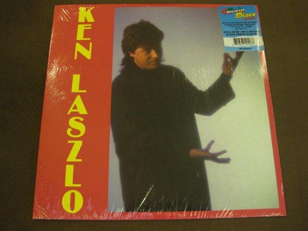 Ken Laszlo - Ken Laszlo винил New