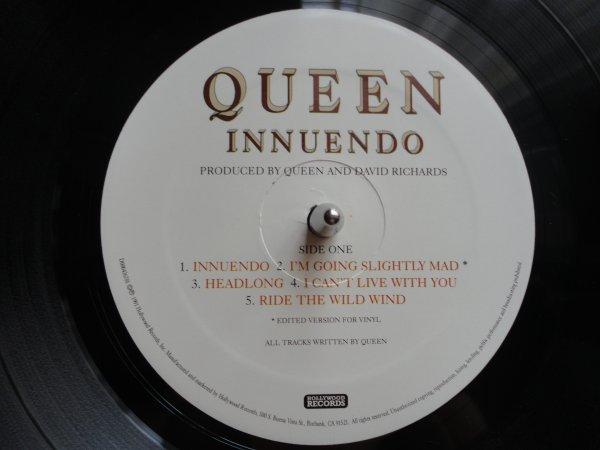 Queen – Innuendo US Мint