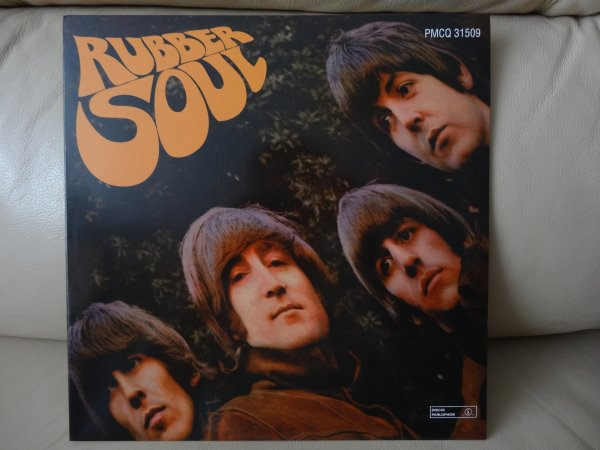 THE BEATLES RUBBER SOUL ROCK BAND MIXES  LP by SDR