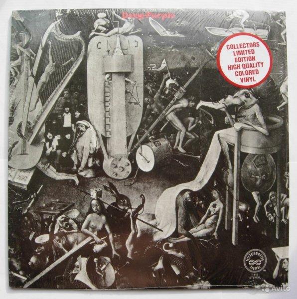Deep Purple - Deep Purple 1969 (NEW)