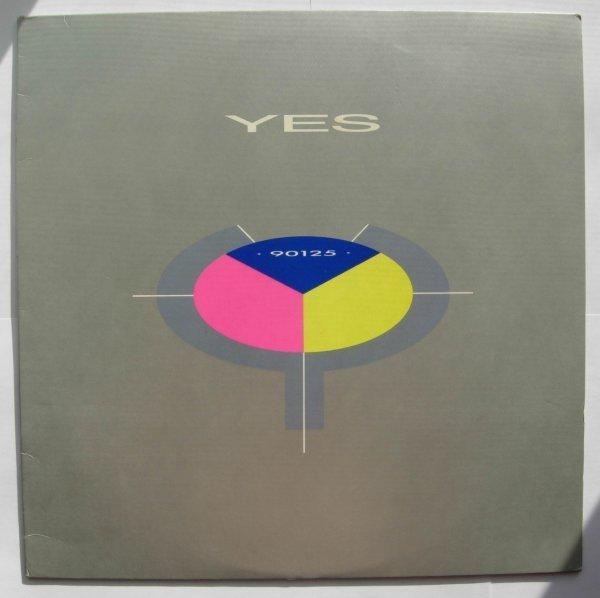 Yes - 90125 (1983) Orig.