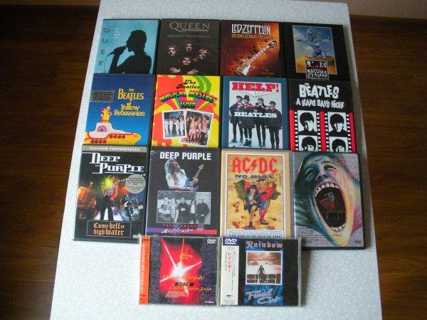 DVD диски классика рока