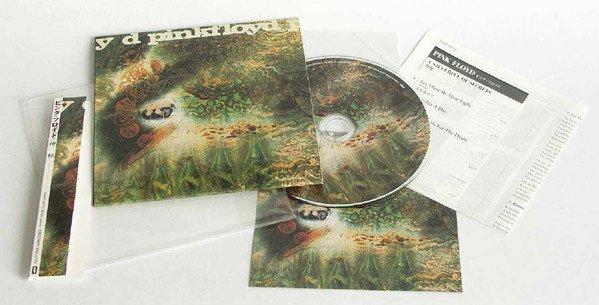 Pink Floyd –  ( JAPAN MINI LP CD) TOCP