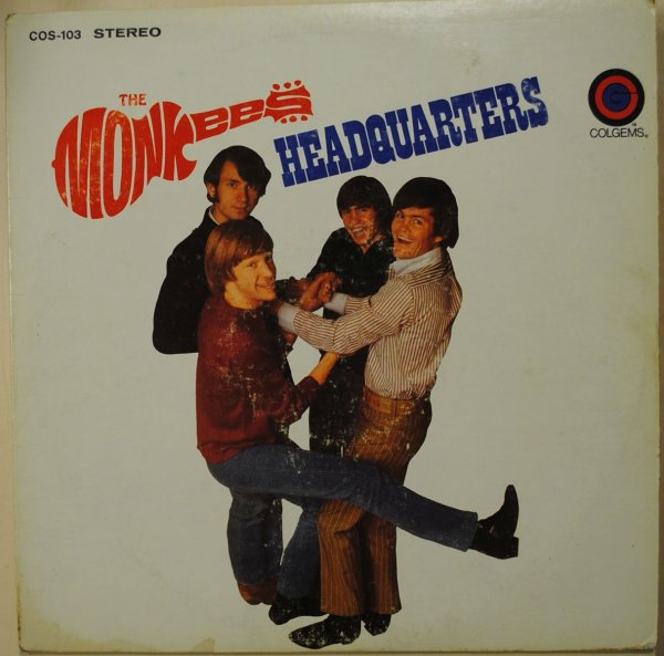Monkees - Headquarters - EX/EX