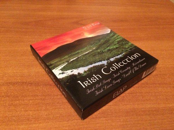 5CD «Irish Collection» Сборник
