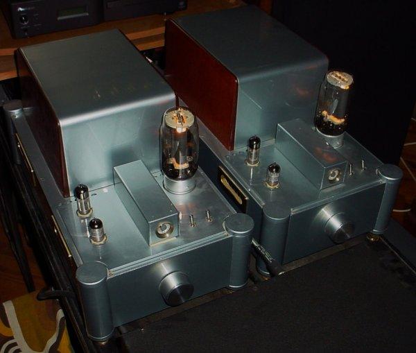 Ламповый усилитель ГМ70 Hi-End