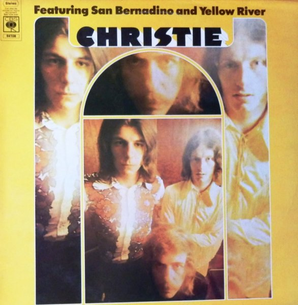 CHRISTIE●Christie ©1970 -1st UK press, из личной коллекции─►®◄●MEGA☆RARE●►®◄─♫-♪--