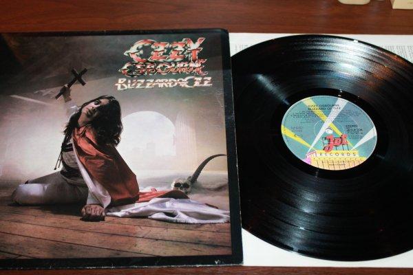 Ozzy Ozbourne - Blizzard Ozz 1 пресс UK NM