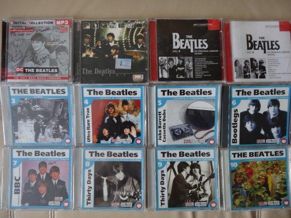 Битловские MP3 Домашняя коллекция