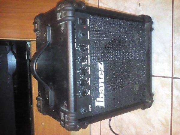 Ibanez IBZ10B Комбик Усилитель с динамиком Комбо усилитель