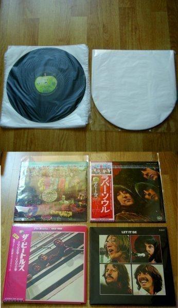 Внутренние и внешние пакеты для LP
