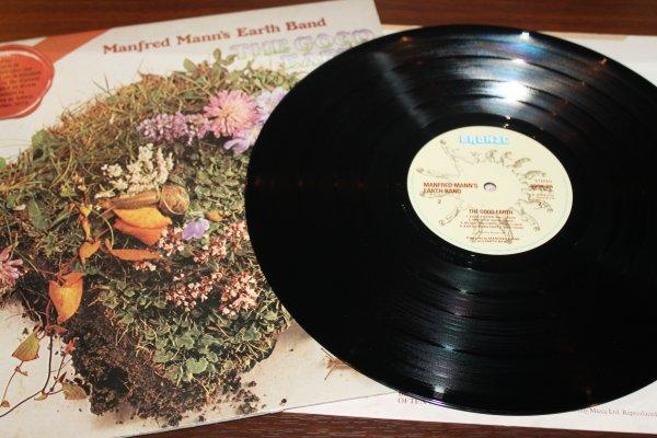 Manfred Manns - The Good Earth  ориг 1 st  UK   NM\NM