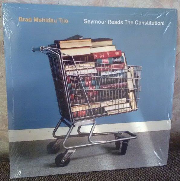Brad Mehldau Trio. 2018. Seymour Reads The Constitution! 2xLP