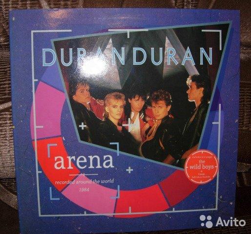 Duran Duran - Arena 1984 (Orig.)