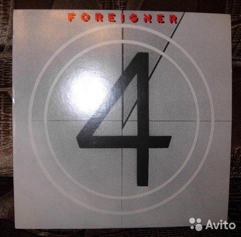 Foreigner - 4 1981 (Orig.)