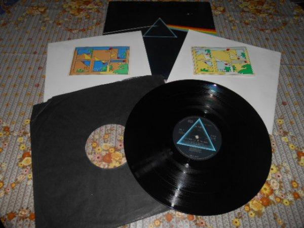 Pink Floyd The Dark Side Of The Moon orig.UK 1973