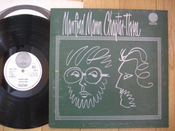 MANFRED MANN CHAPTER THREE - VOL.1   UK PRESS NM/NM