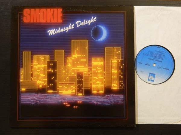 SMOKIE - Midnight Delight (1983) RARE!