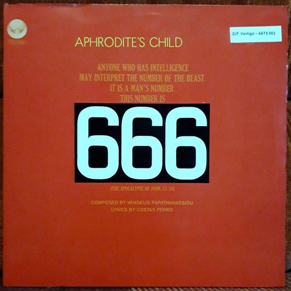 Aphrodite's Child – 666 2LP