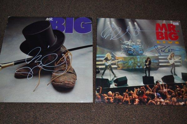 Bass – Billy Sheehan/ Guitar – Paul Gilbert