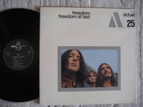 FREEDOM - AT LAST JP ORIG LP NM/NM