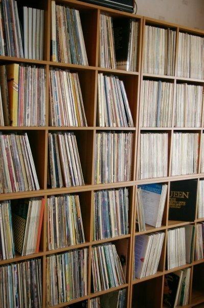 Винил, CD и LD Япония, США и проч.
