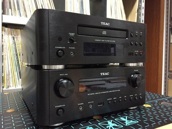 аудиодвойка TEAC NP-H750 и EAC CD-H750. семь дней в неделю. отправка