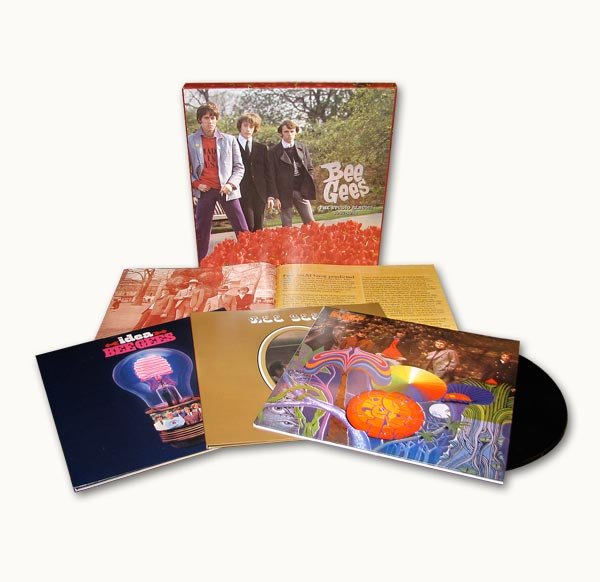 BEE GEES box set  6 LP   USA