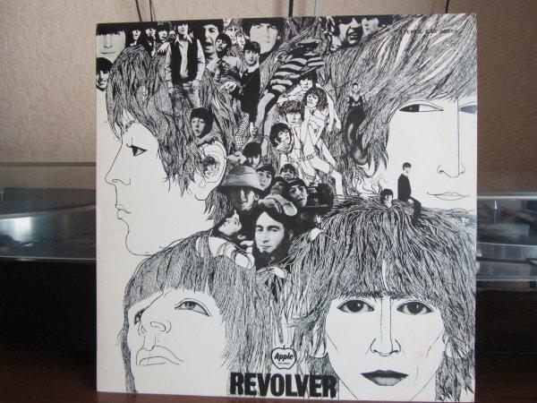 BEATLES - REVOLVER 1966 (JAPAN) NM/M-