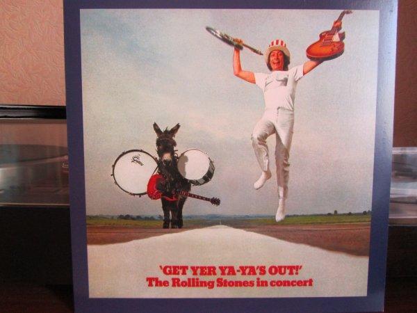 ROLLING STONES – GET YER YA-YA'S OUT – 1970 (NM/NM)