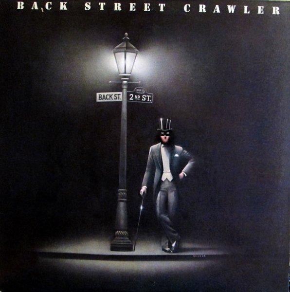 Back Street Crawler (Paul Kossoff ex-Free) - 1976 2nd Street