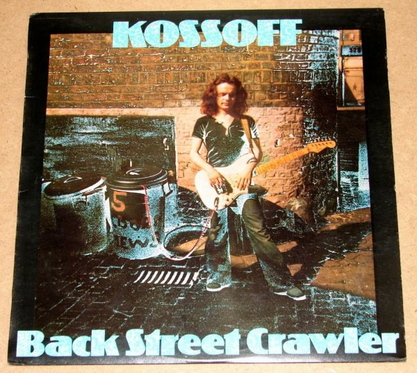 Paul Kossoff (ex-Free)-1973 Back Street Crawler
